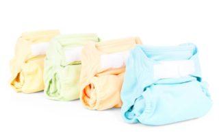 L'entretien et le décrassage des couches lavables